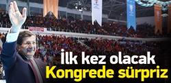 AK Parti kongresinde sürpriz!