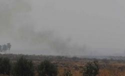 Suriye sınırında IŞİD ile muhalifler arasında çatışma