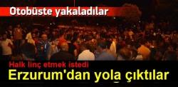 PKK'lıları  linç etmek istediler