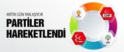 AK Parti CHP MHP ve HDP'de son durum ne?