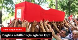 Dağlıca'daki 16 kahraman için marş yapıldı!