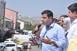Demirtaş'tan Kandil'e flaş çağrı