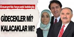 AK Partiden Erzurum'da büyük değişim!