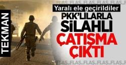 Tekman'da 3 PKK'lı ele geçirildi!
