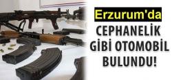 Bunlar Erzurum'da yakalandı!