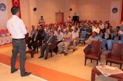 KYK görevlilerine terör semineri