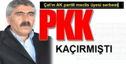 AK Partili belediye encümeni serbest!