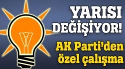 AK Parti'de il il özel çalışma!