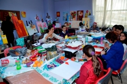 Kültür merkezi eğitim öğretime hazır