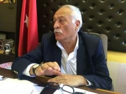 Kızılay başkanı Bozhalil Erzurumlulara seslendi