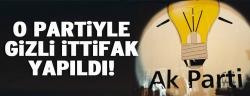 AK Parti HÜDA-PAR ittifakı