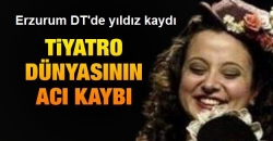 Erzurum DT'de yıldız kaydı