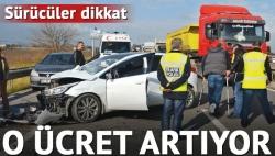 Trafik sigortasında flaş gelişme