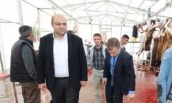 Aziziye Belediyesi kurban bayramına hazır