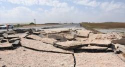 Teröristler uluslararası İpek Yolu'na saldırdı