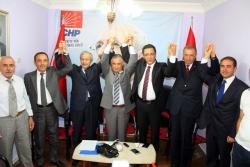 CHP Erzurum milletvekili adaylarını tanıttı