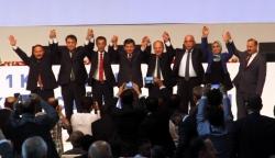 Ak parti Erzurum adaylarını tanıttı