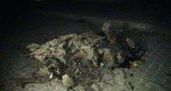 Polis aracına bombalı saldırı: 2 yaralı