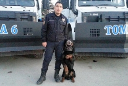 Erzurum'da polis intiharı
