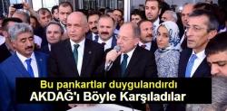 AK Partinin adayları Erzurum'da!