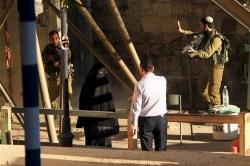 İsrailli askerin infazı!