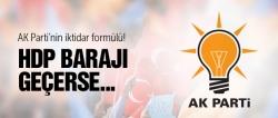 AK Parti'nin iktidar hesabı!