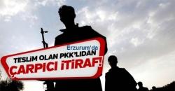 Erzurum'da halktan destek alamıyorlar