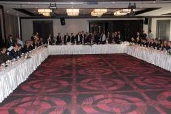 KİK toplantısı Erzurum'da yapıldı