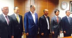 Yıldız Holding'in imzaları canlı yayınlandı