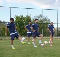 BB Erzurumspor top başı yaptı!