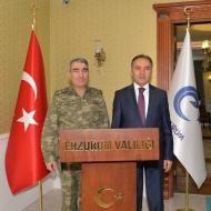 Savaş Paşa Erzurum'da