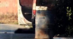 Bombalı aracın sürücüsü ölü ele geçirildi