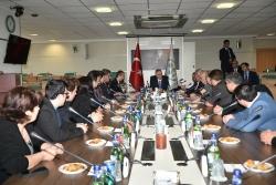 Hınıs Başköy barajı sulaması işinin sözleşmesi imzalandı