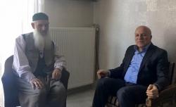 Başkan Sekmen'den Veli Hoca'ya Ziyaret