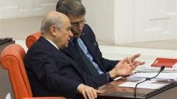 Halaçoğlu, Bahçeli'yle sohbetini anlattı!