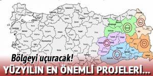23 ile önemli projeler geliyor: Erzurum'a 20 milyar