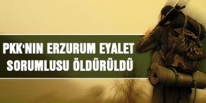 Sözde Erzurum eyaletinin sorumlusu öldürüldü