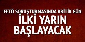 Ardahan'daki ilk FETÖ davası yarın görülecek