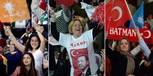 Son dakika: AK Parti'de kongre günü