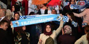 Kongrede BB Erzurumspor damgası