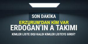 AK Parti yeni MKYK listesi Erdoğan'ın A takımı bomba