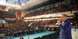 AK Parti'de kongre günü... İkinci Erdoğan dönemi
