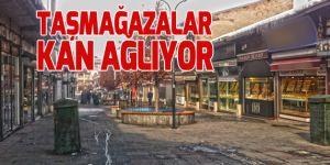 Erzurum'da Hırsızlar Tarihi Çarşıya dadandı