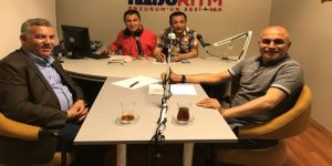 Ali Korkut, Radyo Ritm'e konuk oldu