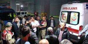 Terör Operasyonunda Yaralanan 1 Kişi Erzurum'a Getirildi
