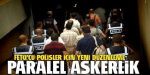Atılan polislere PKK'lı muamelesi