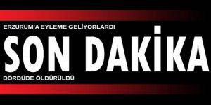 Eylem Yapmak İsteyen 4 PKK'lı Öldürüldü