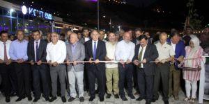 Artvin Kültür Sanat ve Yöresel Ürünler Tanıtım Fuarı'nın Açıldı