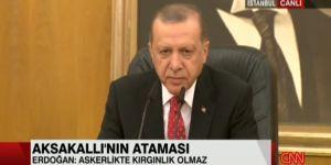 Cumhurbaşkanı Erdoğan'dan son dakika Zekai Aksakallı açıklaması
