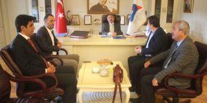 İha'dan Rektör Karabulut'a Ziyaret